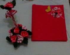 Guest Book and Pen Set
