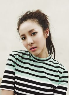 [MAGAZINE] 2NE1 Dara – Singles Magazine March Issue '15 1464x2000