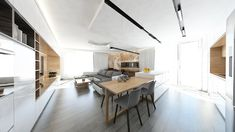 Bratislava, Conference Room, Loft, Interior Design, Bed, Table, Furniture, Home Decor, Projects