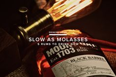 5 Best Rums to Drink Now
