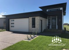 Avonlea Homes – Lethbridge AB Stone Veneer, Abs, Mountain, Carving, Contemporary, Galleries, Creative, Outdoor Decor, Crafts