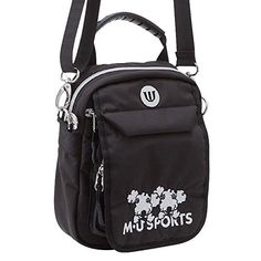 Golf Carts Ideas | MU Sports 703U6027 Pouch Bag 2017 Womens Black *** Click image to review more details.(It is Amazon affiliate link) #inspiration