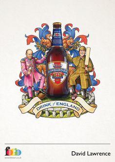 David Lawrence www.folioart.co.uk/illustration/folio/artists/illustrator/david-lawrence - Agency: www.folioart.co.uk - #illustration #art #traditional #ale