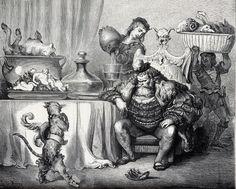 Gustave Dorè: Il Gatto con gli Stivali