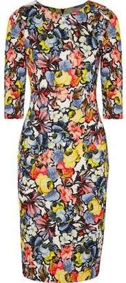 Shop on-sale Wilhelmina floral-print ponte dress. Browse other discount designer Knee Length Dress & more luxury fashion pieces at THE OUTNET Dressy Outfits, Fashion Outfits, Elegantes Outfit, Erdem, Dresses For Sale, Dress Sale, Knee Length Dresses, Discount Designer, Body Shapes