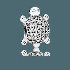 PANDORA   Шарм Морская черепаха