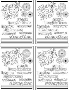 gs cookies daisy girl scouts cookie time girl scout cookies for girls coloring sheets brownies penguin pictures free printable coloring pages