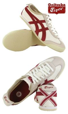 Onitsuka Tiger Mexico 66 White/Red