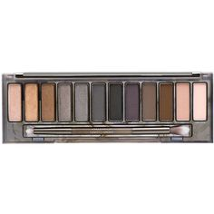 Naked Smoky Eyeshadow Palette ($54) ❤ liked on Polyvore featuring beauty products, makeup, eye makeup, eyeshadow, beauty, eyes, fillers, eye shadow, urban decay eye shadow и palette eyeshadow