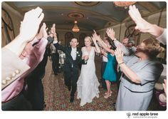 {Real Wedding} Sara + Justin by Red Apple Tree Photography | Wedding 101 Greenville, SC