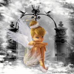 TinkerBell Angel Animated Pictures for Sharing Tinkerbell Wallpaper, Tinkerbell And Friends, Tinkerbell Disney, Tinkerbell Fairies, Disney Fairies, Arte Disney, Disney Magic, Disney Art, Elfen Fantasy