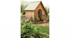 30 cabanons canons à installer dans son jardin Canon, Tiny House Plans, Tiny House Design, Budapest, Shed, Studio, World, House Styles, Home Decor