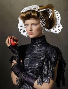 Erwin Olaf for Vogue Netherlands