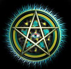 Pentagram Art | Sacred Geometry Pentagram