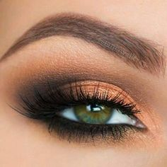 smoke eyes bronze