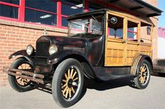 1926 Ford Model T Woody Wagon