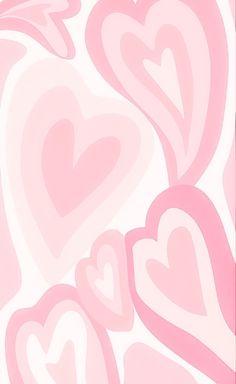 Pastel Pink Wallpaper, Pink Wallpaper Iphone, Iphone Wallpaper Tumblr Aesthetic, Heart Wallpaper, Iphone Background Wallpaper, Aesthetic Pastel Wallpaper, Aesthetic Wallpapers, Pink Wallpaper Vintage, Pink Wallpaper Backgrounds