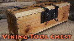 BorntoForge - Making a Viking Tool Chest pt2