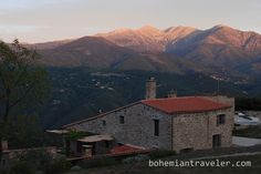 incredible place to stay high in the Pyrenees of France: Can Rigall