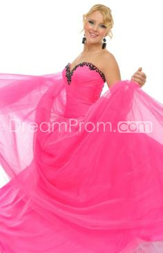 Brilliant A-Line Sweetheart Floor-Length Empire Waistline Prom Dresses