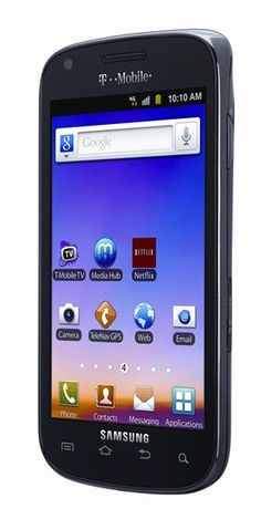Samsung Galaxy S Blaze 4G For T-Mobile coming in March.