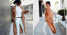 Abrigo camel, ¡el básico para cualquier look!