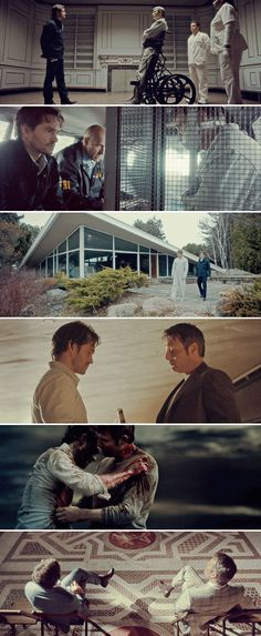 This is all I ever wanted for you… For both of us. #hannibal