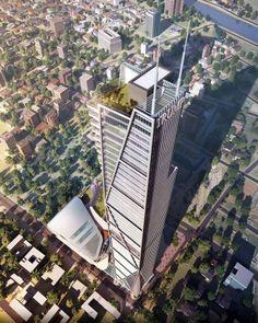 Trump Tower Manila / Century City Development Corporation | ArchDaily
