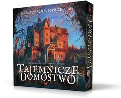 A game that strongly affects ypur imagination. Great fun too.  Read more (PL) here: http://przykominku.com/gry/tajemnicze_domostwo