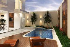 Piscinas pequeñas: ¡mira estas ideas!  #piscinas #pool
