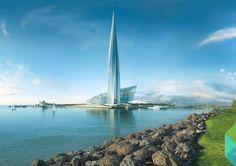 SAINT PETERSBURG | Lakhta Center | 463m | 1517ft | 86 fl | U/C - Page 42 - SkyscraperCity