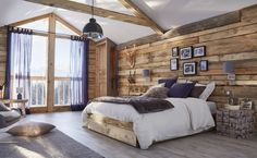 Rustic Home Interior Desgins Would you like to be better equipped next time you set out to purchase furniture for your home? If you're seeking more information about furniture purchases, then this article is going to assist you with Home Bedroom, Bedroom Furniture, Master Bedroom, Bedroom Decor, Bedrooms, Log Furniture, Bedroom Ideas, Home Interior, Interior Design