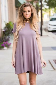 New T-shirt Dress Outfit Ideas Ideas Romper With Skirt, Dress Skirt, Dress Up, Shirt Dress, Comfy Dresses, Cute Dresses, Formal Dresses, Dress Outfits, Cute Outfits