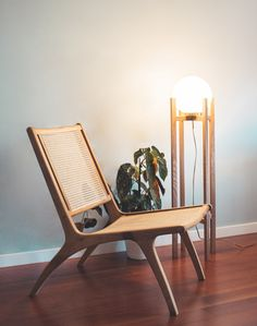 More Decor More Life: This is a perfect match! After seeing the new Armchair Manhattan it was time to see the new Floor Lamp Denmark. Decor, Furniture, House Design, Interior, Home Decor, Floor Lamp, Armchair, Dining Chairs, Interior Design
