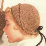Free fold away cloche crochet hat pattern - easy, step-by-step instructions included for crocheting this stylish hat.