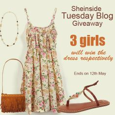http://sheinsideofficialblog.blogspot.com/2014/05/sheinside-tuesday-blog-giveaway.html Giveaway on sheinside.com!