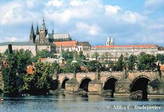 Prague Castle - been there and can't wait to go back some day.