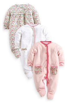Practical Next Fairy Themed Tutu Sleepsuit 0-3 Months Girls' Clothing (newborn-5t) Clothing, Shoes & Accessories