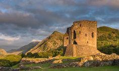 Dolbadarn Castle, Gw