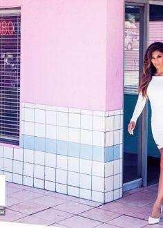 Nicole Scherzinger: Missguided Photoshoot 2014 -21