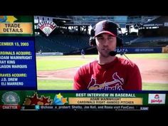 FakeAdam Wainwright - Intentional Talk while his buddies took over Upper Montrose. Beware! Its bound to happen again