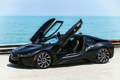BMW I8 Test Drive Wallpaper Wide