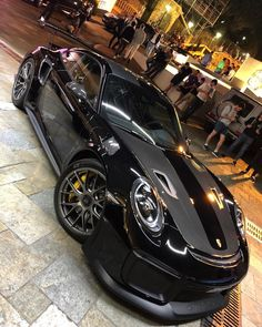 Black GT2 RS ! Yes or No ? — Follow @Exotics_Master Partner @mycarpicturesnr
