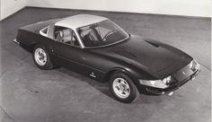Ferrari 365 GTB/4 Coupé Speciale 1969 (Foto by Carrozzeria Pininfarina - Torino # 928)