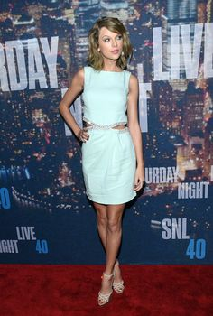 Taylor Swift Photos - SNL 40th Anniversary Celebration - Zimbio