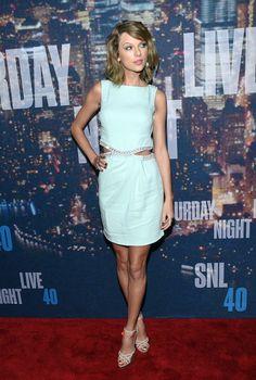 Taylor Swift Photos - SNL 40th Anniversary Celebration - Zimbio
