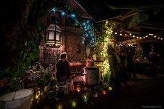 Festival chai shop, looks magical
