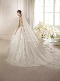San Patrick Wedding Dresses - Style Artico