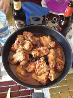 Cacciatora di pollo