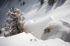 Untouched - Julian Carr - Photo by Adam Barker - Skiing Magazine